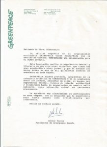 GREEMPEACE 1993