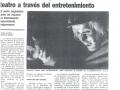 Diario de Burgos - 13 de Noviembre de 1991 - Aurora Lázaro