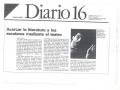 Dario 16 - 19 de Mayo de 1991 - Marian Benito